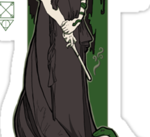 Voldemort Nouveau revised Sticker