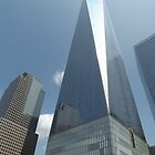 The New World Trade Center Nears Completion, Lower Manhattan, New York City by lenspiro