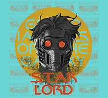 STAR LORD by SallySparrowFTW