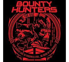 BOUNTY HUNTERS SERVICE V2 Photographic Print