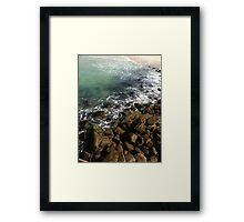 Sea Shore Framed Print