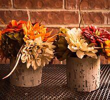 Home Decor Floral Arrangement by taylorstarnes
