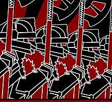 Dwarven Constructivist Poster - Baruk Kazâd! by WrathHammer