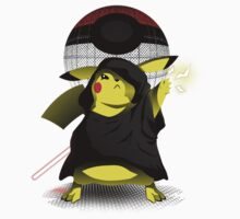 Join The Dark Side With Darth Pika Kids Clothes