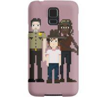 The Walking Dead - Rick, Carl and Michonne Samsung Galaxy Case/Skin