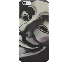 V is for Vendetta iPhone Case/Skin