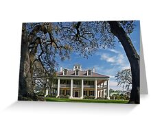 Houmas House Greeting Card