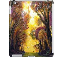 Colour of Trees iPad Case/Skin