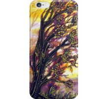 Trees in the Breeze iPhone Case/Skin