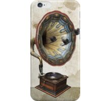 sound of crows iPhone Case/Skin