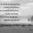 Don't walk in front of me....... by LifeisDelicious