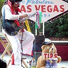 Las Vegas Elvis  by clizzio