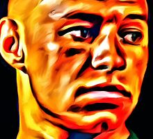 Alex Oxlade-Chamberlain by ArsenalArtz