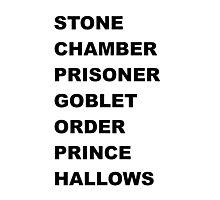 Stone, Chamber.... Photographic Print