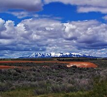 From the Prairie to the Mountains by debidabble