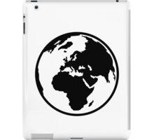 World map africa europe iPad Case/Skin