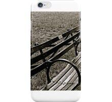 Sit Awhile 2 iPhone Case/Skin