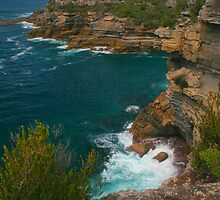Point Perpendicular Lookout by Michael Matthews