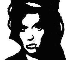 Amy Winehouse Pop Art by Gang0fgin
