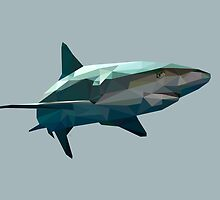 LP Shark by Alice Protin