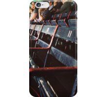 My favorite seat iPhone Case/Skin
