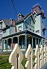 The Abbey, a Cape May Victorian by cclaude