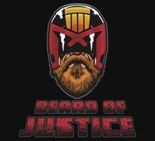 Beard of Justice III by strangelysaucy