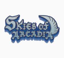 Skies Of Arcadia by dannybubblegoon