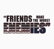 Friends Make The Worst Enemies - Frank Underwood by CH4G