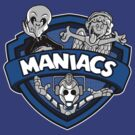 Who's MANIACS! by Ratigan