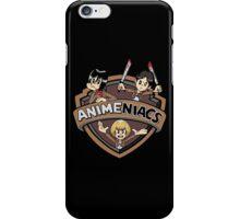 Animeniacs 8 iPhone Case/Skin