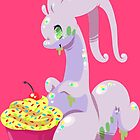 Goodra's Cupcake by CupcakeCreature