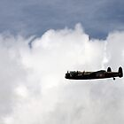 Lancaster returns home by Merlin72