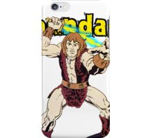 Thundarr the Barbarian iPhone Case/Skin