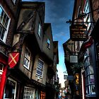 York Shambles by Andrew Pounder
