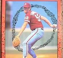178 - Todd Frohwirth by Foob's Baseball Cards
