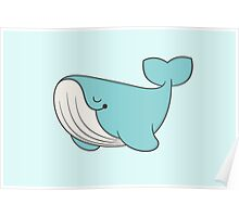 lou, the whale Poster