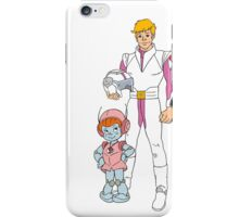 Mighty Orbts - Ohno and Commander Simmons iPhone Case/Skin