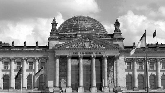 BERLIN - REICHSTAG by TCL-Cologne