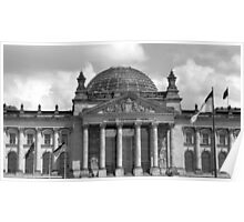 BERLIN - REICHSTAG Poster