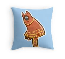 Adorable Journey Chibi Throw Pillow