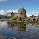 Eilean Donan Castle - Scotland by Graham Ettridge