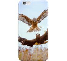 Hawk Fight iPhone Case/Skin