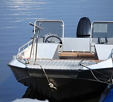 Fishing  Motorboat  by mrivserg
