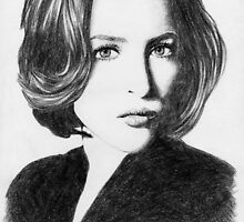 Dana Scully by fabslounge