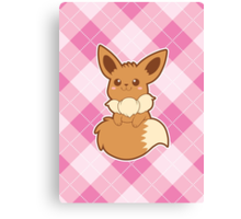Simply Eevee Canvas Print