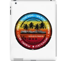 Get Wet And Messy iPad Case/Skin