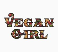 Vegan Girl Kids Clothes