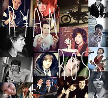 Ryan Ross collage collection n__n by milliontheearth