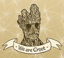 We are Groot by yunnn